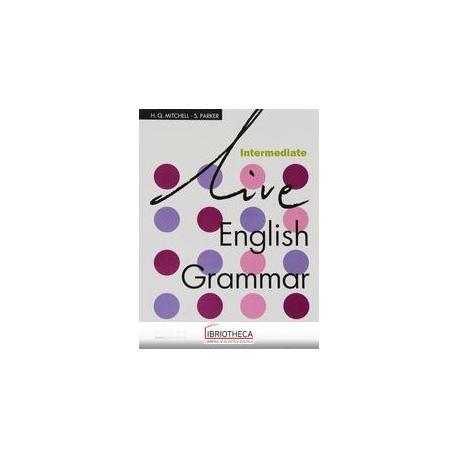 LIVE ENGLISH GRAMMAR PRE INTERMEDIATE