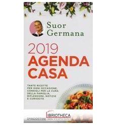 AGENDA CASA DI SUOR GERMANA 2019 (L')