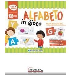 ALFABETO IN GIOCO. CON PUZZLE (L')