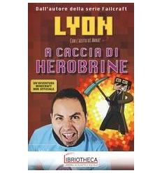 A CACCIA DI HEROBRINE