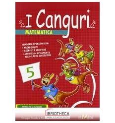 CANGURI MATEMATICA 5