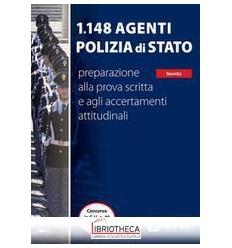 1.148 ALLIEVI AGENTI DI POLIZIA DI STATO