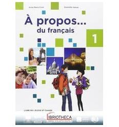 A PROPOS DU FRANCAIS 1 ED. MISTA