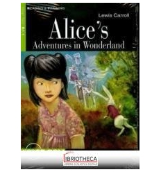 ALICE'S ADVENTURES IN WONDERLAND READING AND TRAINING STEP TWO V.E.