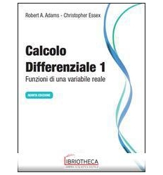 CALCOLO DIFFERENZIALE 1