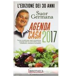 AGENDA CASA DI SUOR GERMANA 2017 (L')