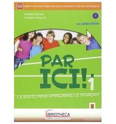 PAR ICI ED. ACTIVEBOOK 1 ED. MISTA