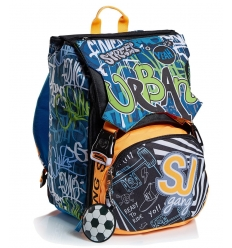 SCHOOLPACK ESTENSIBILE BIG SEVEN SJ - CITY EXPLORER