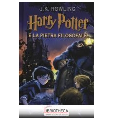HARRY POTTER PIETRA FILOSOFALE