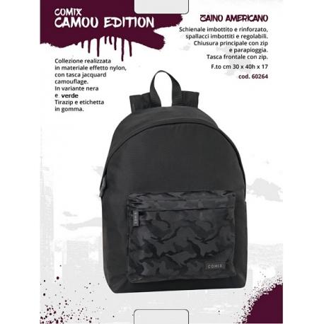 ZAINO AMERICANO COMIX SPECIAL CAMOU