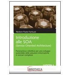 INTRODUZIONE ALLE SERVICE ORIENTED ARCHITECTURE (SOA