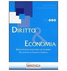DIRITTO & ECONOMIA. DIRITTO PRIVATO MARITTIMO E DEI