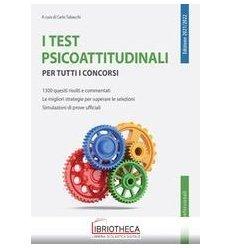 TEST PSICOATTITUDINALI PER TUTTI CONCORS
